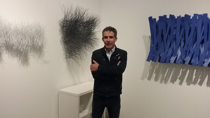 En Art Miami: De Colombia, maravillas volumétricas…