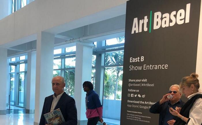Miami Beach Hosts the 2019 Art Basel as part of the Art Week