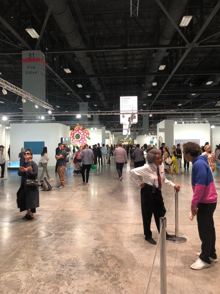 Semana de Arte en Miami: la gran fiesta