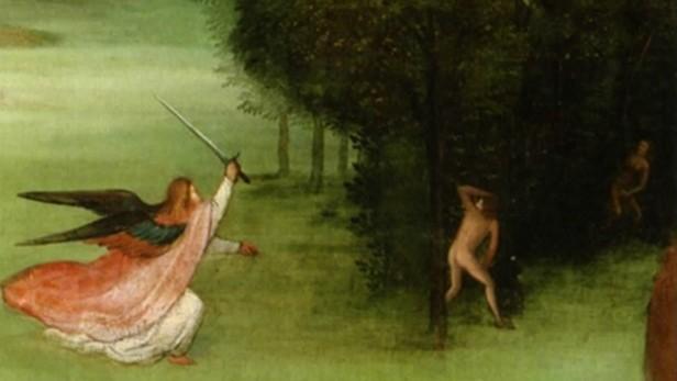 Gemäldegalerie of the Fine Arts Academy: Hieronymus Bosch & Agathe Pitié