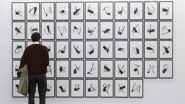 El año 1973 en el Tate Modern
