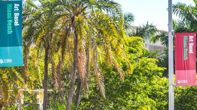 Miami Beach dating scen
