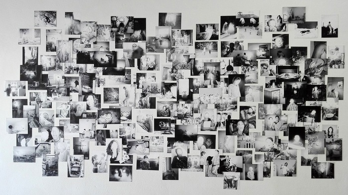 Las Escenas domésticas de Ronald Vill