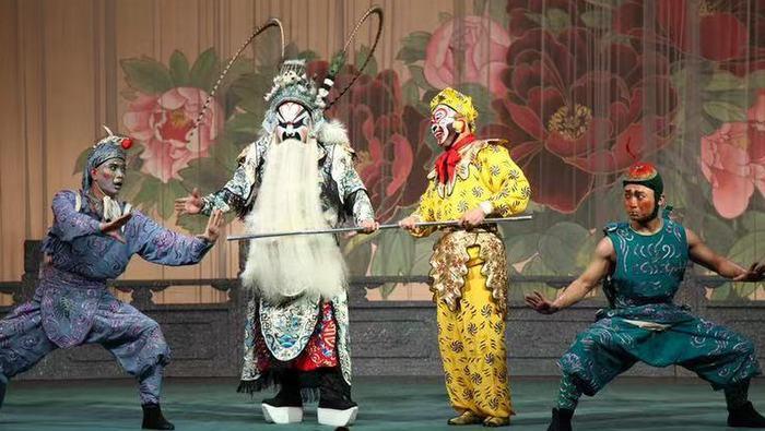 Ópera de Beijing actuará en Cuba