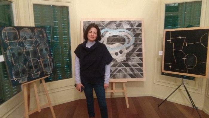 Gabriela Rosado. El arte a través de la existencia