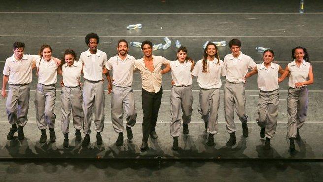 Acosta Danza en Chile: entrada por la puerta grande