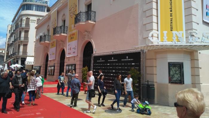 Málaga se prepara para recibir los Premios Goya