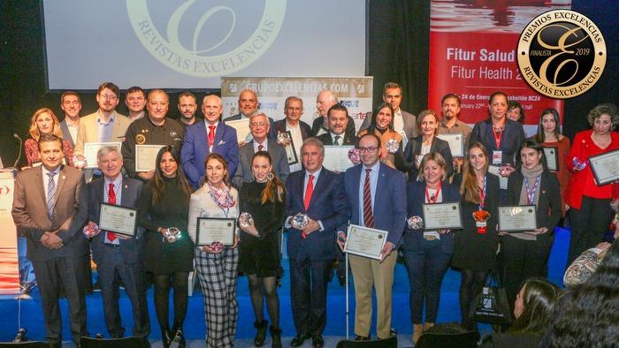La XV edición de los Premios Excelencias ya tiene sus ganadores