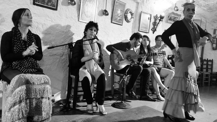 Milnoff 1922: Granada siente flamenco