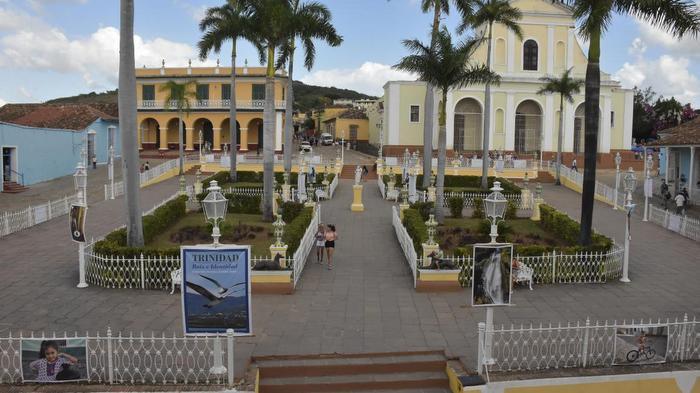 Abren exposición fotográfica a cielo abierto por aniversario 506 de Trinidad