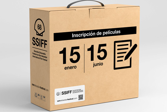 Films can now be submitted online for participation in the 68th edition of the San Sebastian Festival