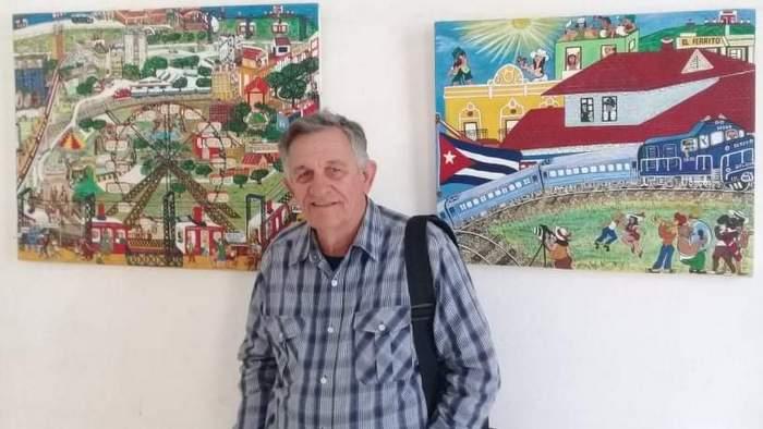 La ciudad naif de Salvador Pavón