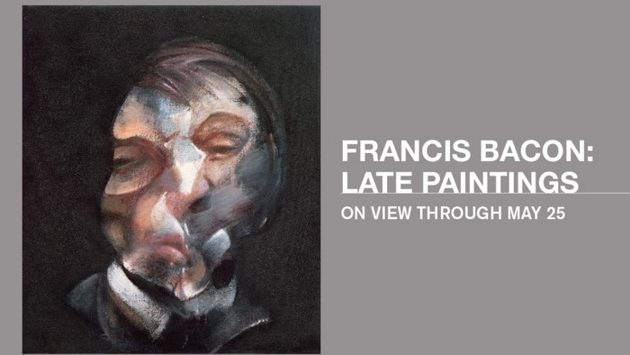 The Museum of Fine Arts, Houston. Francis Bacon: Late Paintings