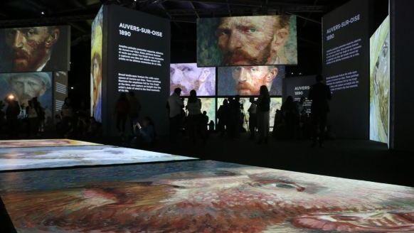 Ciudad de México recibe a Van Gogh
