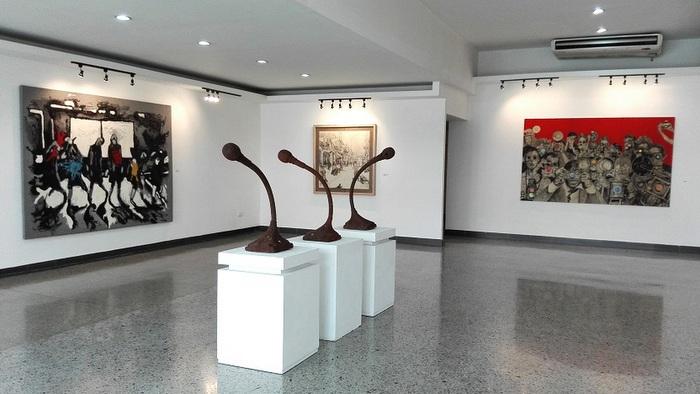 Un nuevo encuentro con Antonia Eiriz en Galería Galiano
