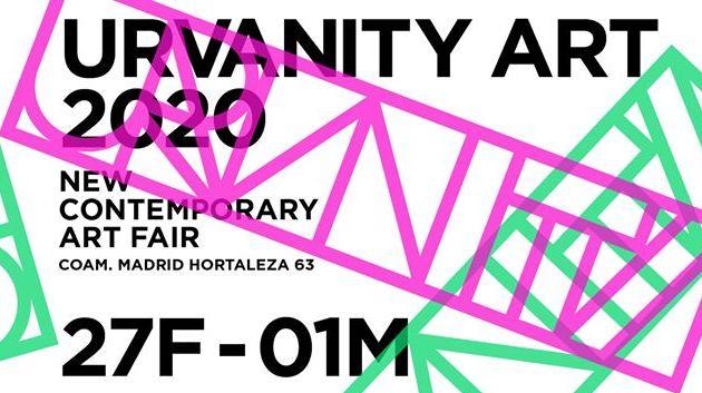 Urvanity Art 2020 tomará a Madrid por asalto