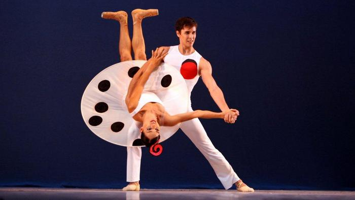 BNC: primeros bailarines en «Le Etoiles»