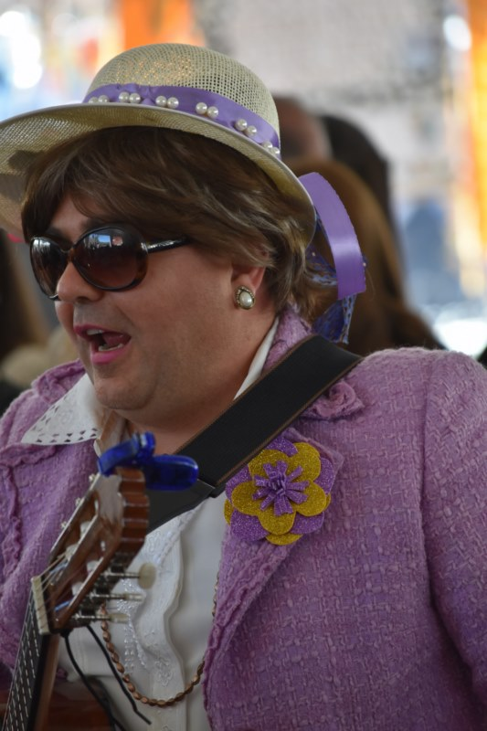 Arte por Excelencias Goes to the Carnival