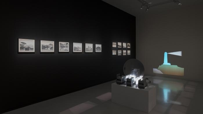 Variations - Eugène Frey's Light Sets presented by João Maria Gusmão