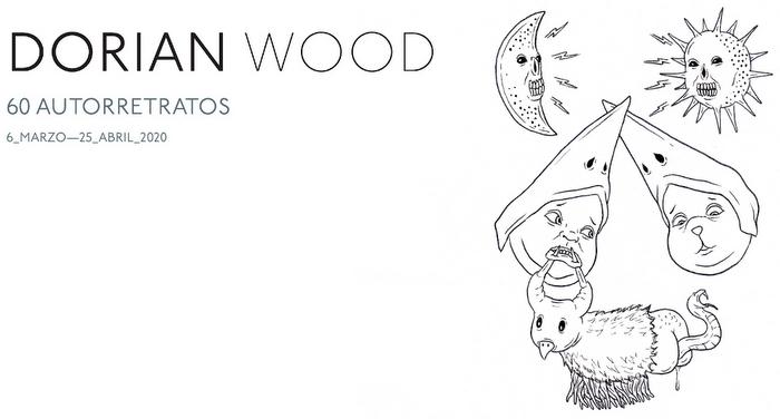 Dorian Wood en autorretratos llega a España