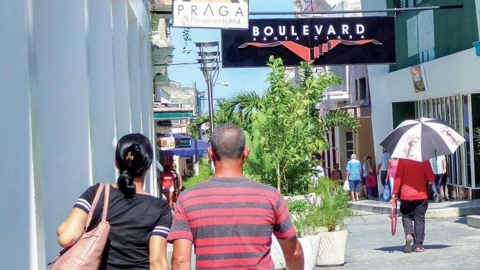 Recibe el popular Boulevard de Santa Clara Premio de Restauración