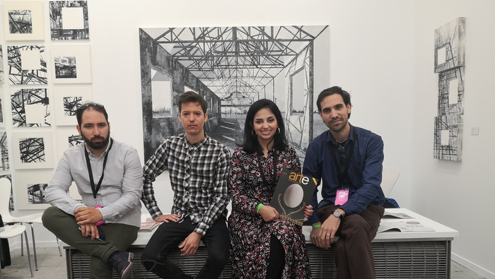 Collage Habana vuelve a seducir en Art Madrid