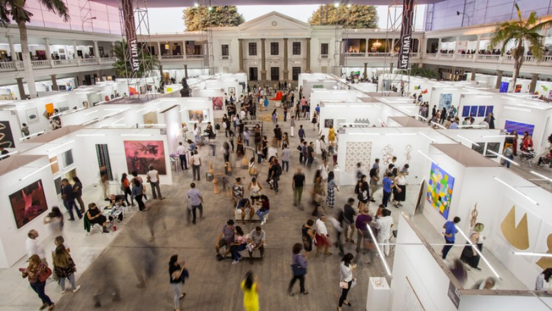 ArtLima reaffirms its commitment to art but does not want to put its participants at risk