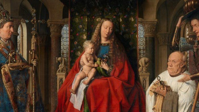 Musea Brugge. Van Eyck in Bruges