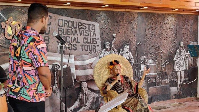 COVID-19 no detiene la cultura cubana