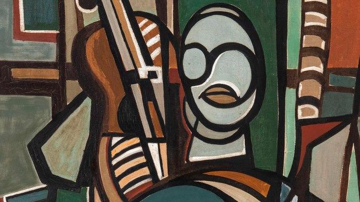 Lygia Clark. Painting as an experimental field, 1948-1958