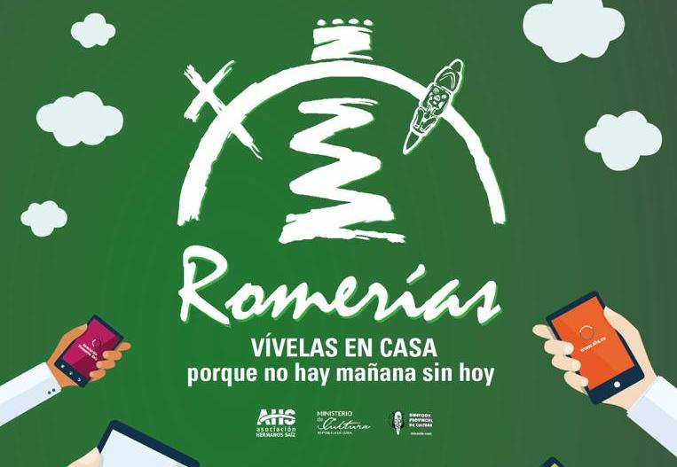Este mayo: #RomeríasEnCasa