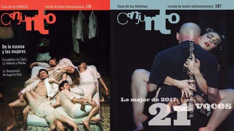 Conjunto en sus 55: teatro latinoamericano en resistencia y colaboración