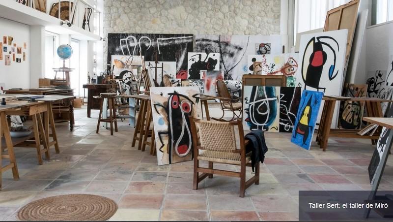 Me voy al Museo: Fundació Miró Mallorca y Es Baluard