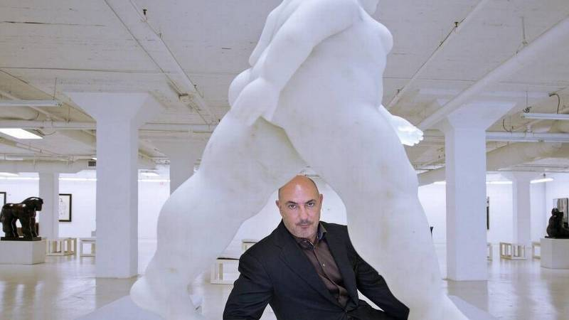 Gary Nader hosts Art Auction to help our community fighting COVID-19