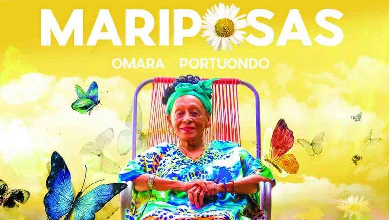 Las Mariposas de Omara Portuondo