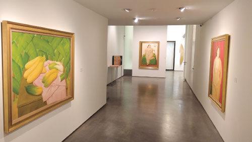 "Fernando Botero: From the mandolin to the ""boterismo"""