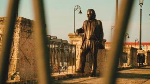 Havana misses you so, Nicolás!