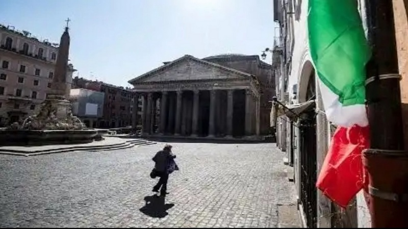 Italia: Las armas de la cultura contra covid-19