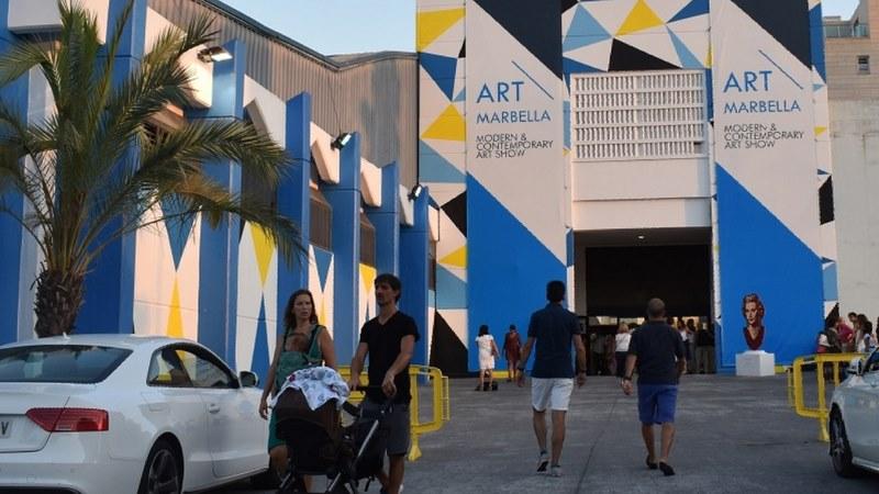 En Marbella, arte e interiorismo en una sola feria