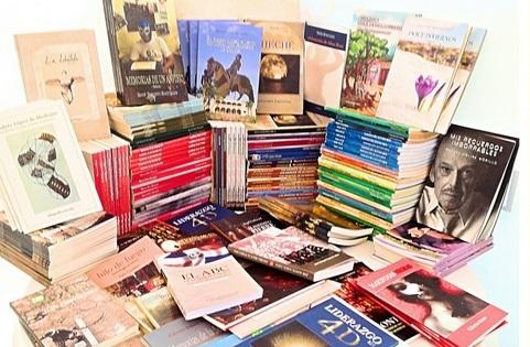 Editorial Santuario por el fomento de la lectura