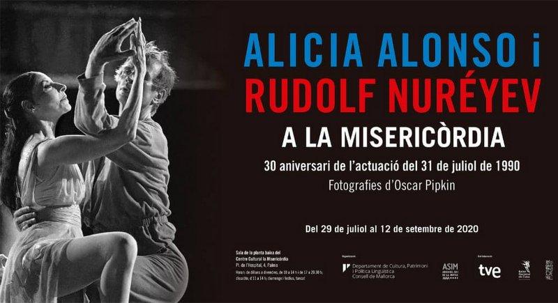 Alicia Alonso reverenciada en Mallorca