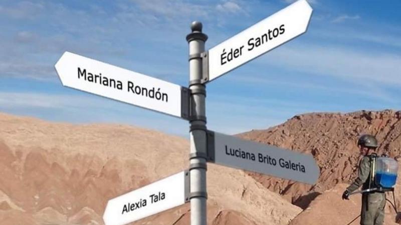 LIVE #Crossroads. Eder Santos & Mariana Rondón