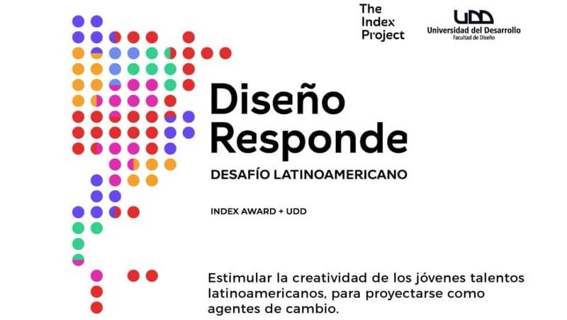 """Primera Edición de """"Diseño Responde. Desafío Latinoamericano INDEX Award + UDD"""""""