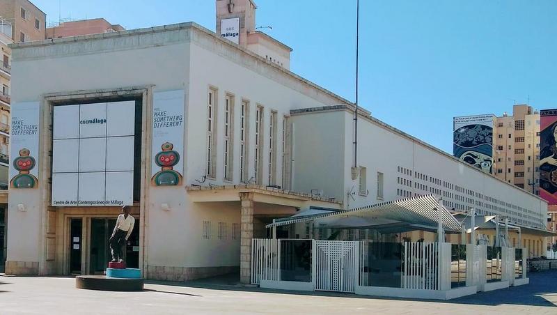 Julio en el CAC Málaga