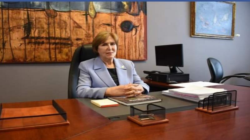 Carmen Heredia al frente de la cultura dominicana