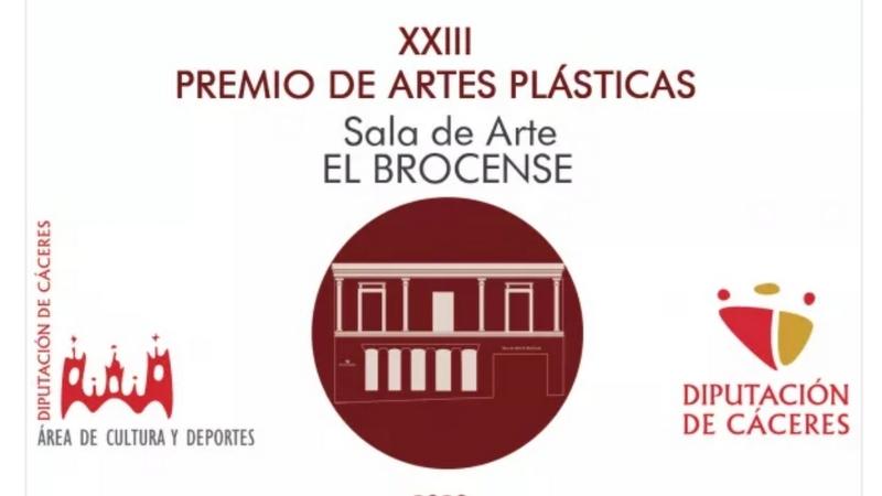 """Convocatoria abierta: Premio de Artes Plásticas """"Sala El Brocense"""""""