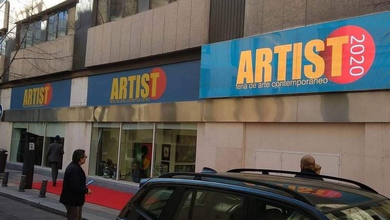 Alístate para ARTIST Experience 2020