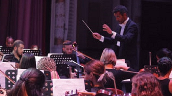 Giovanni Duarte and an orchestra capable of everything