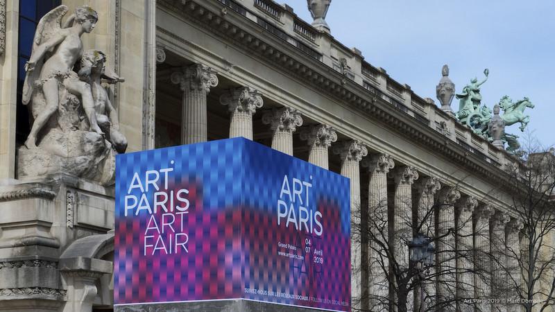 Art Paris 2020 el primer gran evento cultural de Europa