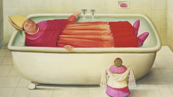 Retrospectiva de Botero en Madrid
